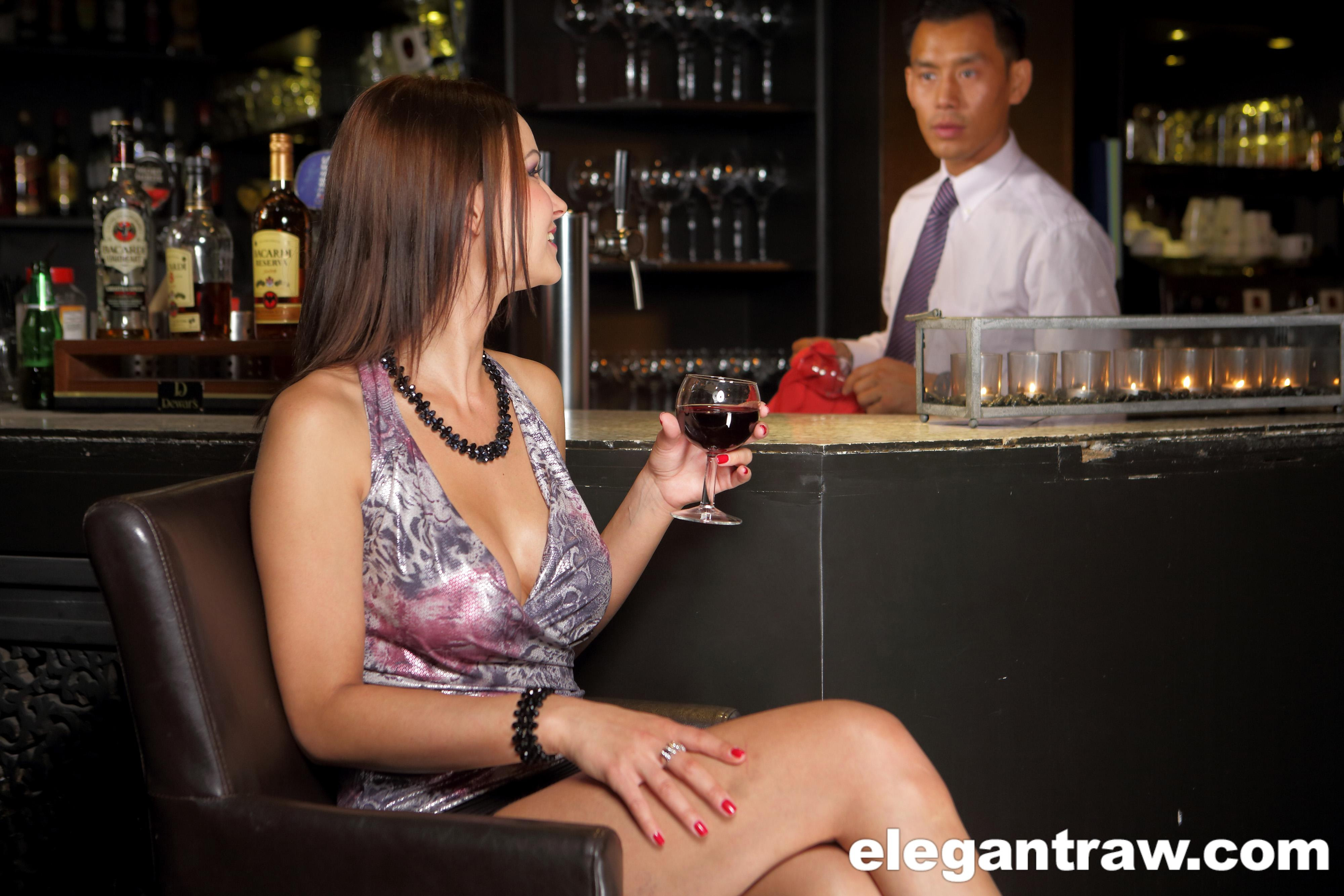ElegantRaw.com video: Blind Date - Service My Ass ...